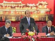 Premier exige a desarrollar el turismo de Thua Thien- Hue