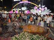 Aumenta número de turistas a Vietnam en ocasión del Año Nuevo Lunar