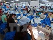 Industria textil de Vietnam emite señales positivas