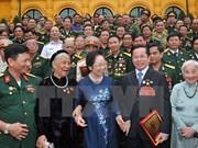 Gobierno vietnamita continúa prestando atención a veteranos de guerra