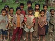 Destina Laos fondo millonario para lucha contra la pobreza