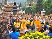 Celebrarán en provincias vietnamitas festivales de pagodas