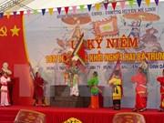 Vietnam rinde homenaje a heroínas de la lucha contra invasores
