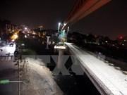 Primer ferrocaril elevado de Vietnam entrará en funcionamiento experimental