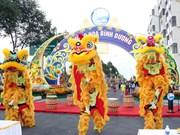 """Celebrarán en Hanoi Festival """"Color de la primavera en todo el país 2017"""""""