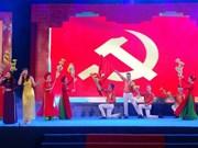 Laos y Camboya felicitan por el aniversario del Partido Comunista de Vietnam