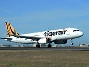 Tigerair suspende vuelos entre Australia y Bali
