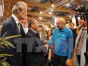 Vietnam Airlines en Feria Internacional de Turismo de Bruselas