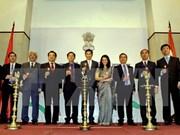 Robustecen cooperación entre la India y Ciudad Ho Chi Minh