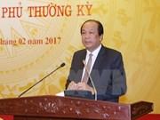 Gobierno de Vietnam se empeña en mejorar entorno de negocios en 2017