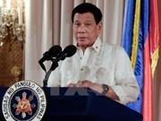 Presidente filipino cancela diláogos de paz con rebeldes