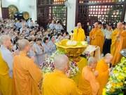 Budistas vietnamitas en República Checa festejan por Año Nuevo Lunar