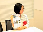 Artista vietnamita gana premio de cómic japonés