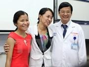 Vietnam realiza con éxito su primer trasplante renal cruzado