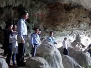 Descubren objetos prehistóricos en cuevas volcánicas en Vietnam