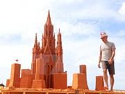 Primer parque de estatuas de arena en Vietnam