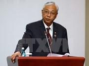 Presidente de Myanmar llama a grupos de minoría étnica a cooperar por la paz