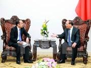 Premier vietnamita destaca lazos con agencia japonesa de promoción comercial