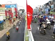 Construyen en Ciudad Ho Chi Minh pasos elevados para aliviar congestión