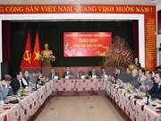 Valoran contribuciones del sector periodístico a logros de Vietnam