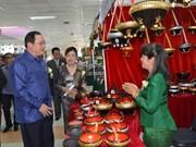 Empresarios de Laos y Francia intensifican cooperación