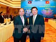 Premier laosiano concluye con éxito visita en Vietnam