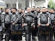 Indonesia movilizará a 75 mil policías por elecciones locales