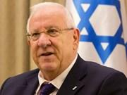 Presidente de Israel reitera apoyo a vínculos con Vietnam en defensa nacional