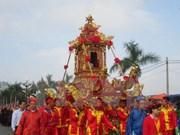 Inauguran en Hanoi festival dedicado a santo Tan Vien