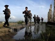 Myanmar alivia el toque de queda en estado occidental