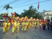 Inauguran festival en homenaje a los reyes Tran de Vietnam