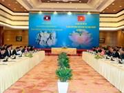 Medios de comunicación resaltan éxito de reunión intergubernamental Vietnam-Laos