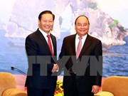Premier vietnamita recibe a líder de región autónoma china de Zhuang