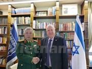 Vietnam e Israel fortifican la colaboración en defensa nacional