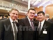 Empresas alemanas muestran interés en mercado de Vietnam