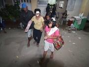 Terremoto deja cuatro muertos y centenar de heridos en Filipinas