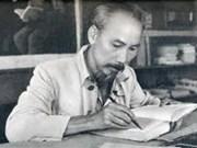 Inauguran en Thanh Hoa exhibición sobre Presidente Ho Chi Minh