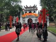 Día de Poesía vietnamita honra cultura milenaria del país