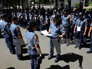 Filipinas despide a centenar de policías por uso de drogas