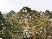 La impresionante montaña Tram