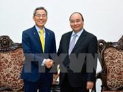 Intensifica Vietnam cooperación con empresa sudcoreana