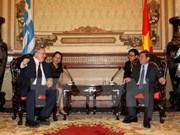 Ciudad Ho Chi Minh dispuesta a dar bienvenida a empresas grecias