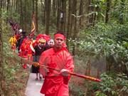 Celebran ritual dedicado al cielo y la tierra en provincia norteña de Vietnam