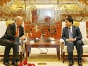 Hanoi busca impulsar cooperación con ciudades francófonas
