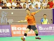Vietnam pierde ante Tailandia en torneo regional de bádminton