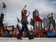 Indonesia concluye en paz jornada de comicios locales