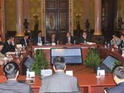 Fortalecen Vietnam y México cooperación financiera