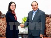 Premier vietnamita respalda cooperación con grupo de tecnología Huawei