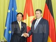 Vietnam y Alemania acuerdan mejorar relaciones bilaterales
