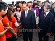 Gobierno emitirá decreto para facilitar operación de zona de alta tecnología Hoa Lac